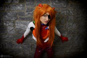 Asuka Langley Sohryu from Neon Genesis Evangelion worn by mostflogged