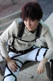 Eren Jaeger from Attack on Titan worn by Mostflogged