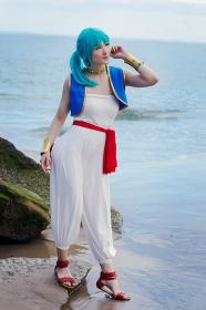 Bulma Briefs from Dragonball worn by mostflogged