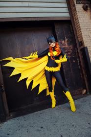 Batgirl from Batman  by mostflogged