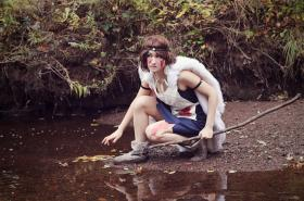 San from Princess Mononoke worn by mostflogged
