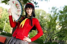 Yukiko Amagi from Persona 4 worn by mostflogged