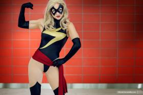 Ms. Marvel from Marvel Comics worn by mostflogged