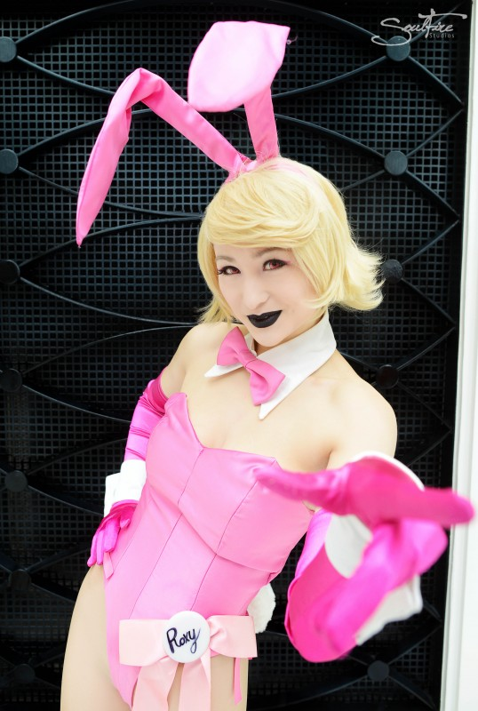 Roxy lalonde cosplay dress