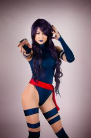 Psylocke from X-Men worn by mostflogged
