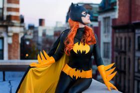 Batgirl from Batman  by mostflogged