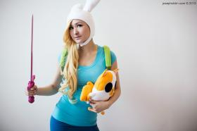 Fionna from Adventure Time with Finn & Jake worn by Mostflogged