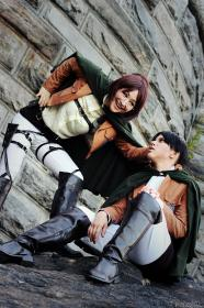 Hanji Zoe from Attack on Titan worn by mostflogged