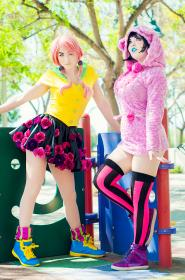 Yasuho Hirose from Jojo's Bizarre Adventure worn by mostflogged