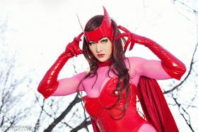 Scarlet Witch from X-Men by mostflogged