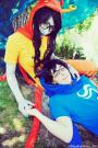 Vriska Serket from MS Paint Adventures / Homestuck worn by mostflogged