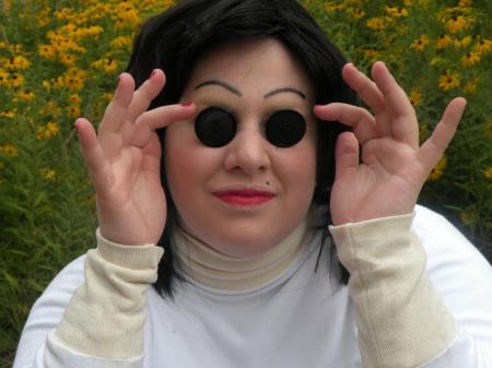 Other Mother from Coraline worn by RaaBee