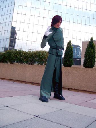 Patrick Colasour from Mobile Suit Gundam 00 worn by Netto_Zero