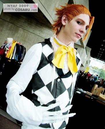 Joker from Black Butler worn by Netto_Zero