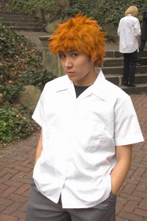Ichigo Kurosaki from Bleach worn by amande