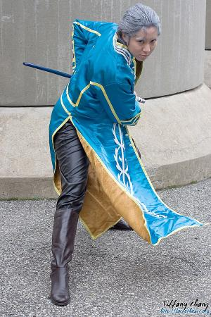 Vergil from Devil May Cry 3 worn by dedpoo