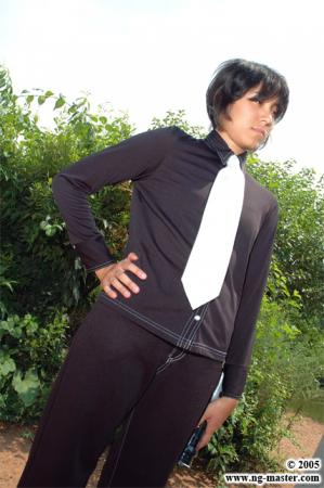 Yuki Sohma from Fruits Basket worn by Shounen Soul