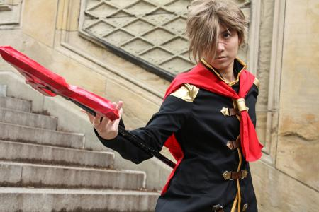 Nine from Final Fantasy Type-0 worn by Shounen Soul
