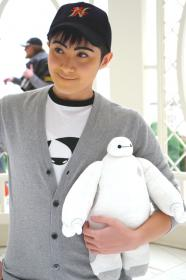 Tadashi Hamada from Big Hero 6 by Shounen Soul