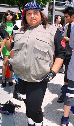 Genma from Naruto worn by ayonoi
