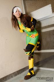 Rogue from X-Men worn by Renzokuken