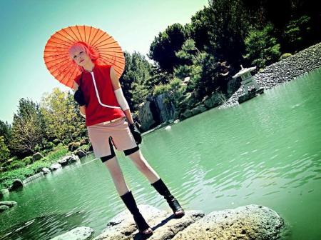 Sakura Haruno from Naruto Shippūden worn by Toiea