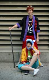 Shiro from Tekkonkinkreet worn by Toiea