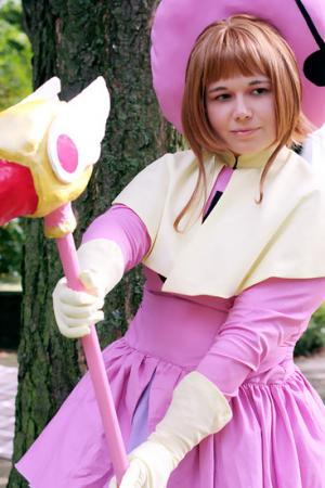 Sakura Kinomoto from Card Captor Sakura worn by Jallou