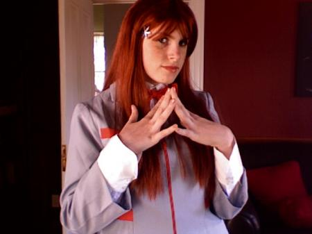 Orihime Inoue from Bleach worn by PainfullyToxic