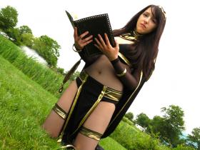 Tharja from Fire Emblem: Awakening worn by Vanessa