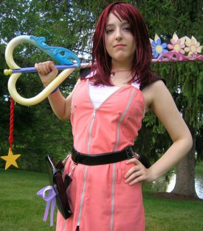 Kairi from Kingdom Hearts 2 worn by Vanessa