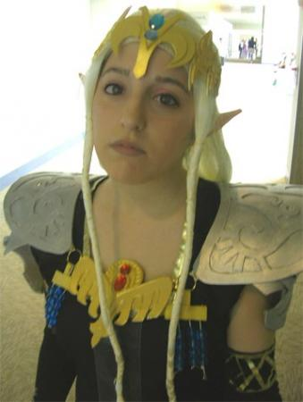 Zelda from Super Smash Bros. Brawl