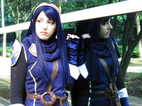 Lucina from Fire Emblem: Awakening worn by Vanessa