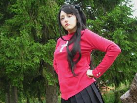 Rin Tohsaka from Fate/Stay Night worn by Vanessa