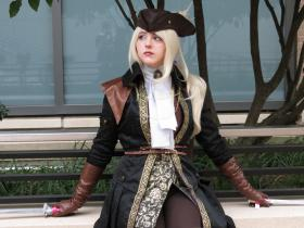 Lady Maria of the Astral Clocktower from Bloodborne by Vanessa