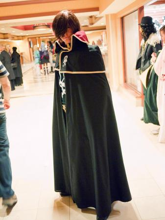 Captain Harlock from Captain Harlock worn by KenEden