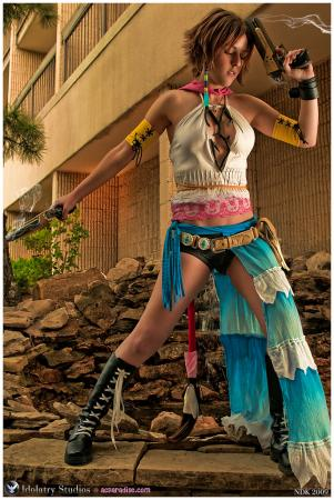 Yuna from Final Fantasy X-2 worn by Ifria