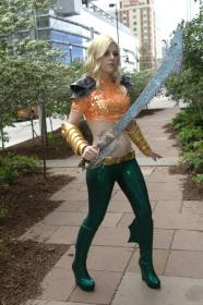 Aquawoman from DC Comics worn by Ifria