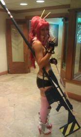 Yoko Littner from Tengen Toppa Gurren-Lagann 