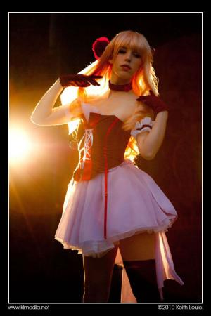 Sheryl Nome from Macross Frontier (Worn by Tali)