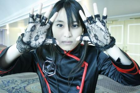 Yu Kanda from D. Gray-Man worn by LilyAngelPhoenix