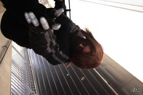 Winter Soldier from Captain America: The Winter Soldier worn by Yukari Kaiba