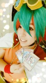 Yuuya Sakaki from Yu-Gi-Oh! Arc-V