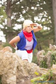 Tetra from Legend of Zelda: The Wind Waker
