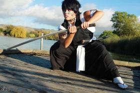 Hisagi Shuuhei from Bleach