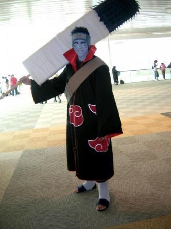 Kisame Hoshigaki from Naruto