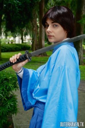 Soujiro Seta from Rurouni Kenshin (Worn by MsValentine)