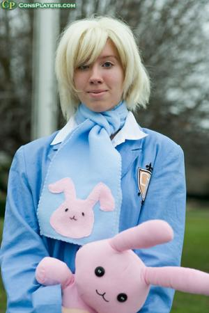 Mitsukuni Haninozuka / Honey from Ouran High School Host Club worn by Kaeli