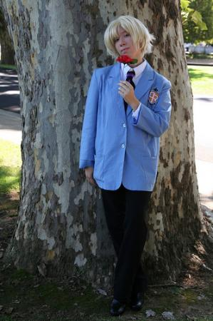 Tamaki Suoh from Ouran High School Host Club worn by Kaeli