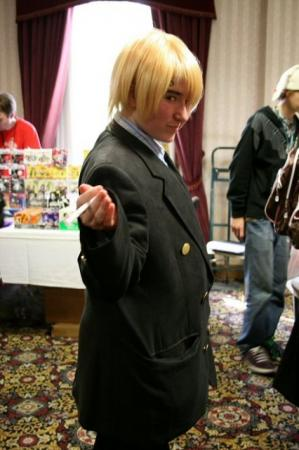 Sanji from One Piece worn by Never-Thinks